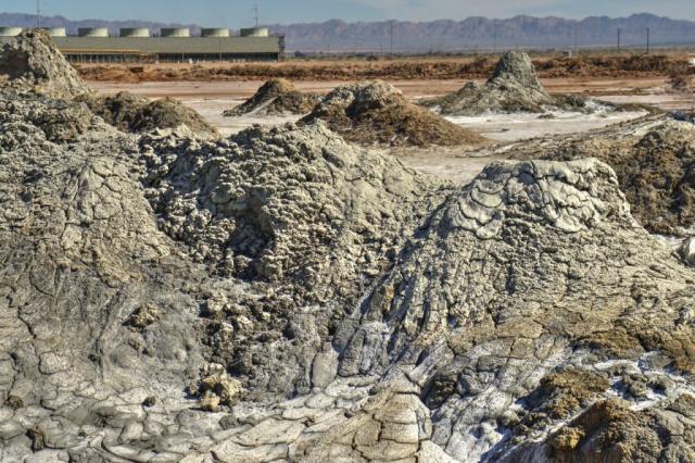 Mud Pots Stacks