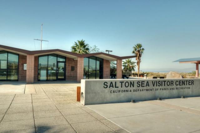 Salton Sea Visitor Center